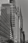 CHRYSLER BUILDING FROM THE 42nd street